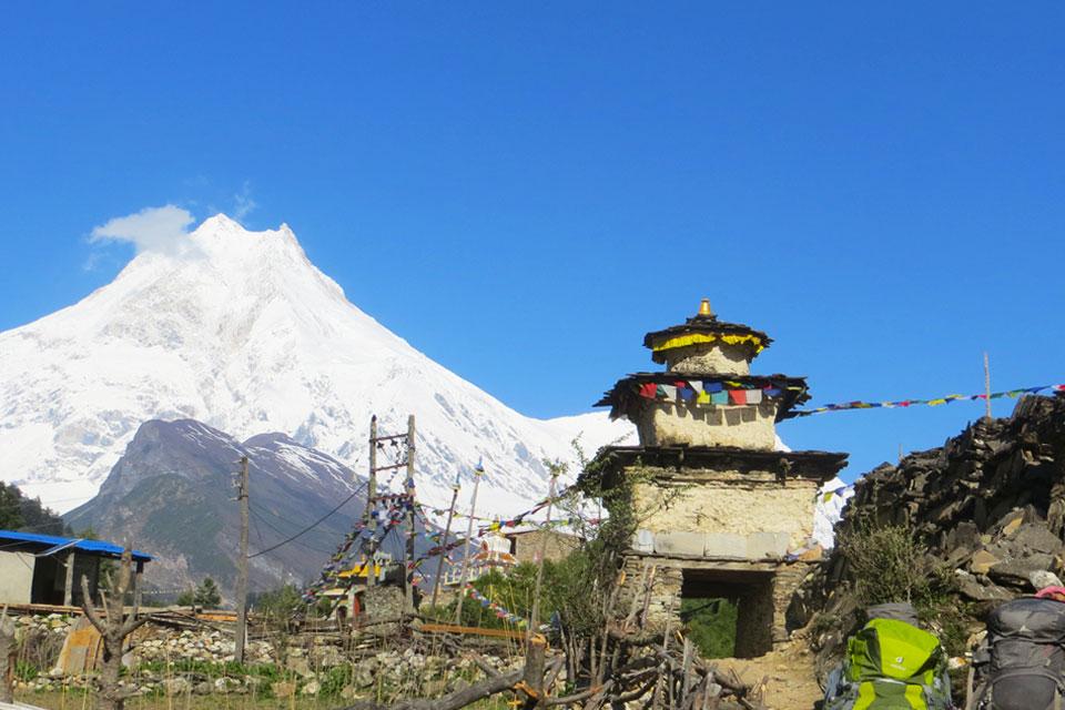 Trekking Encircle of Mt. Manaslu