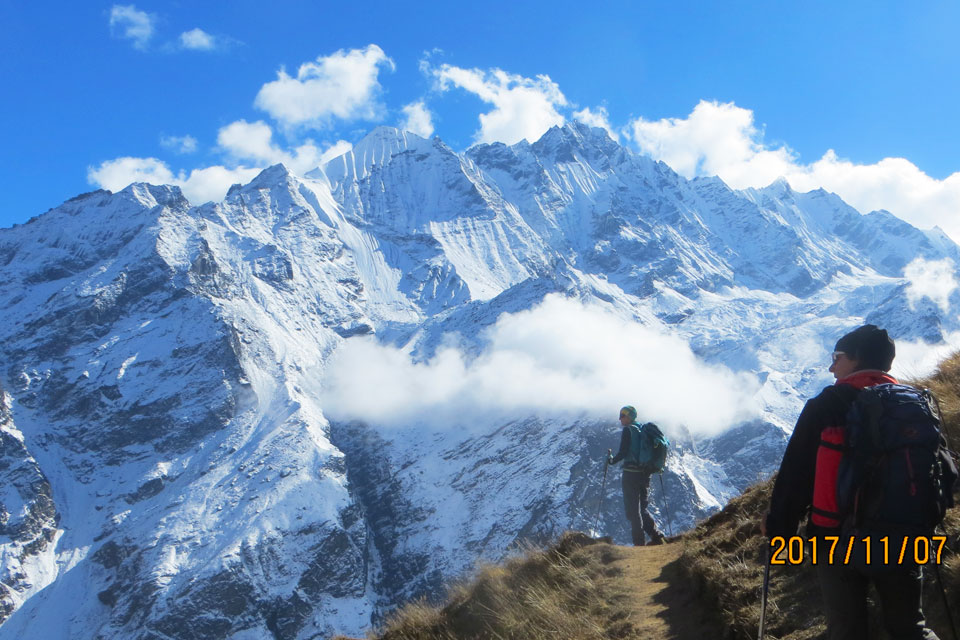 Langtang Himal Trekking