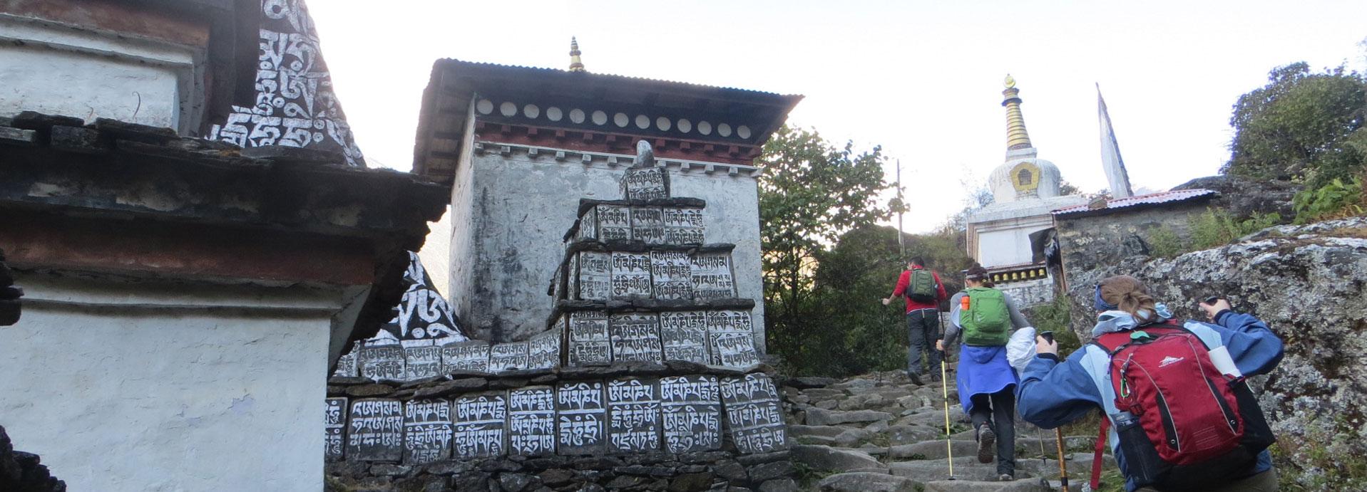 Jiri Everest Trek