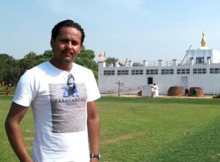 Mr. Bashudev Panday