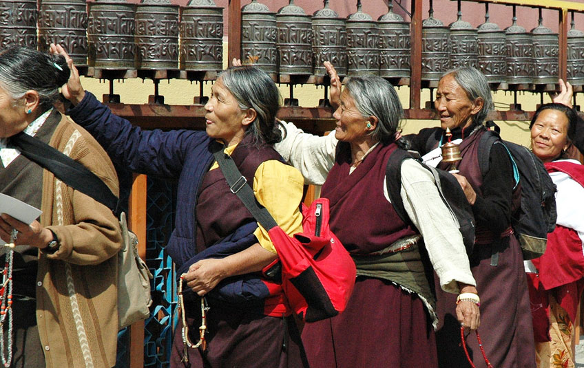Buddhist Tour in Nepal