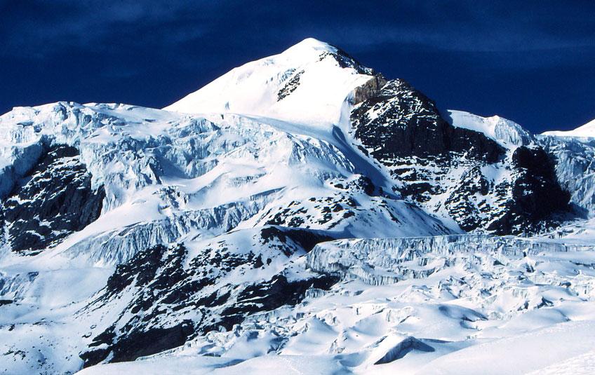 Chulu East Climb