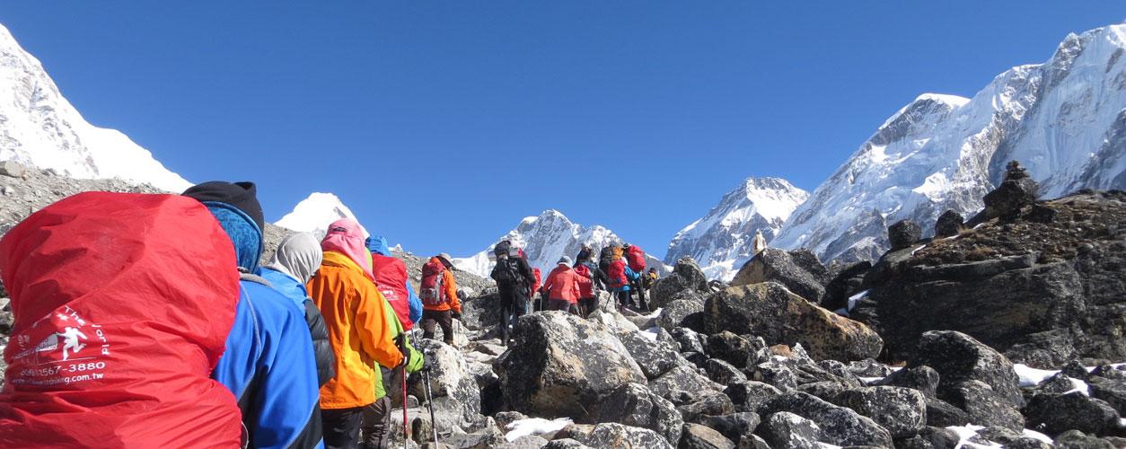Best treks in Everest