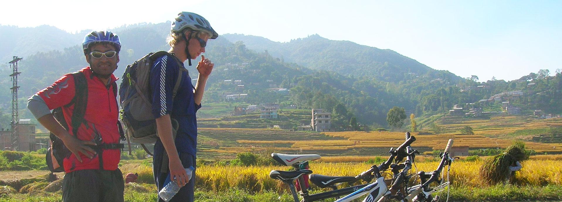 Kathmandu Biking