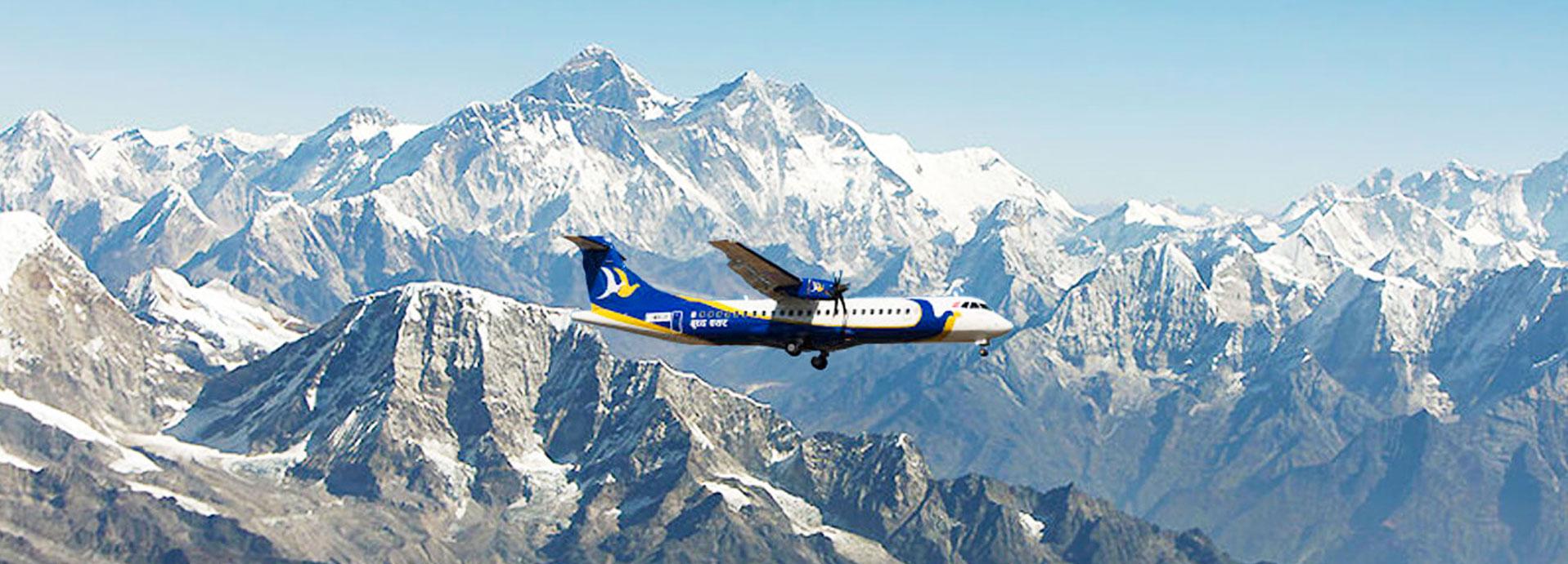 Mountain Flight Nepal