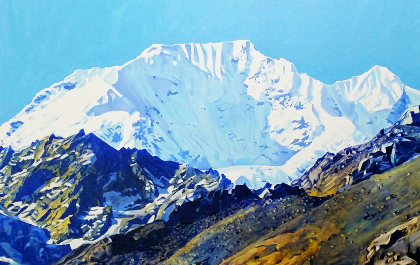 naya kanga peak climb