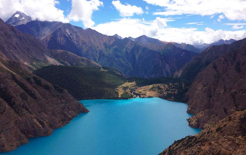 Phoksundo Lake Trek Dolpo