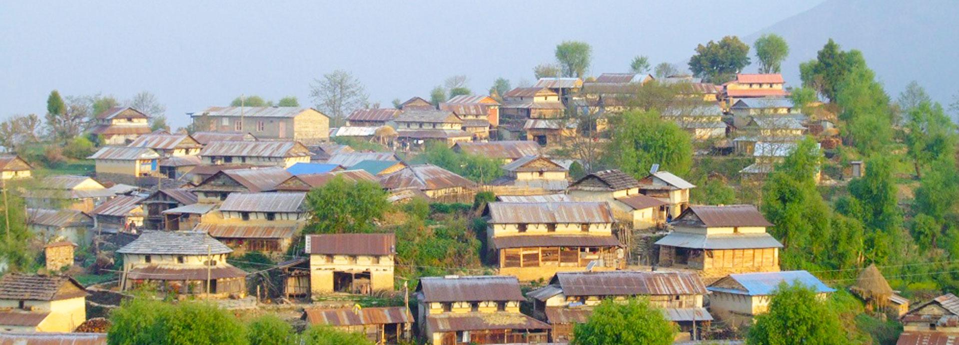 Siraichuli Chepang Hill Trek