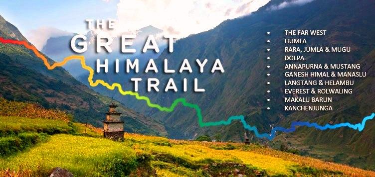 Great Himalayan Trail Trek