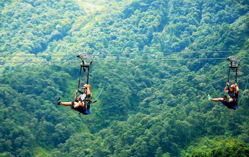 Zip Flying