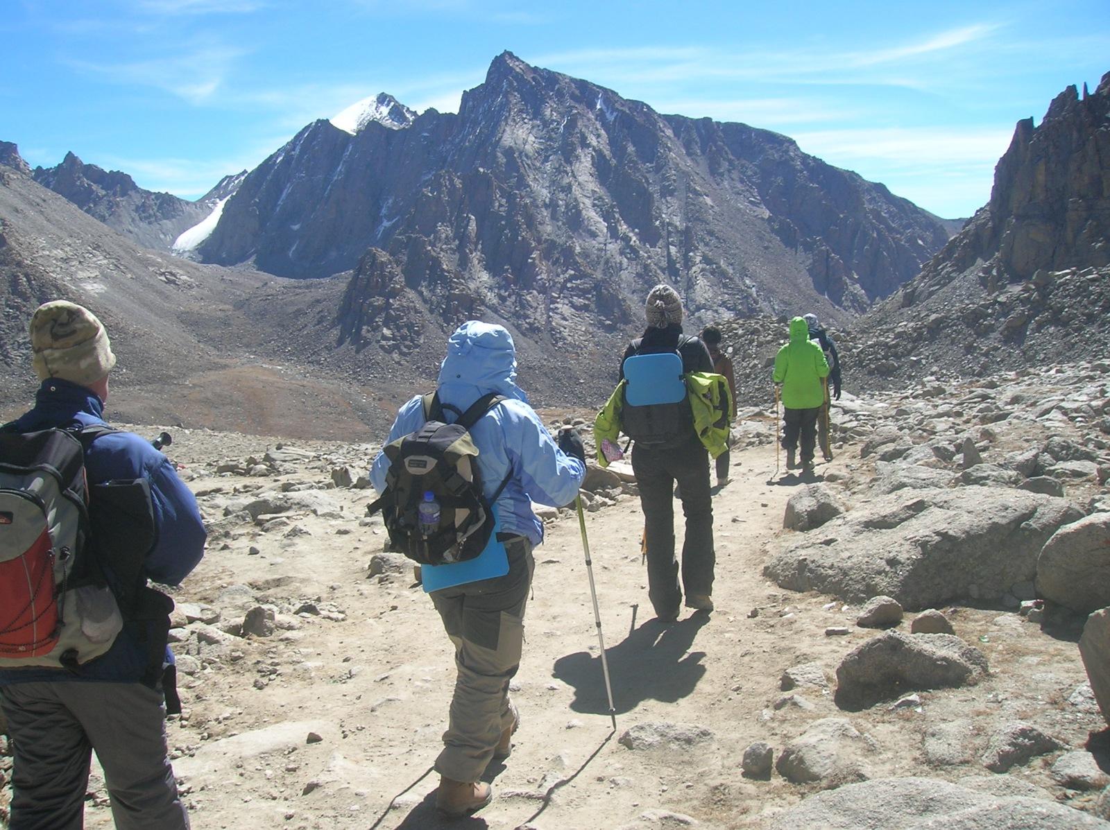 Guide for Everest High Passes Trek