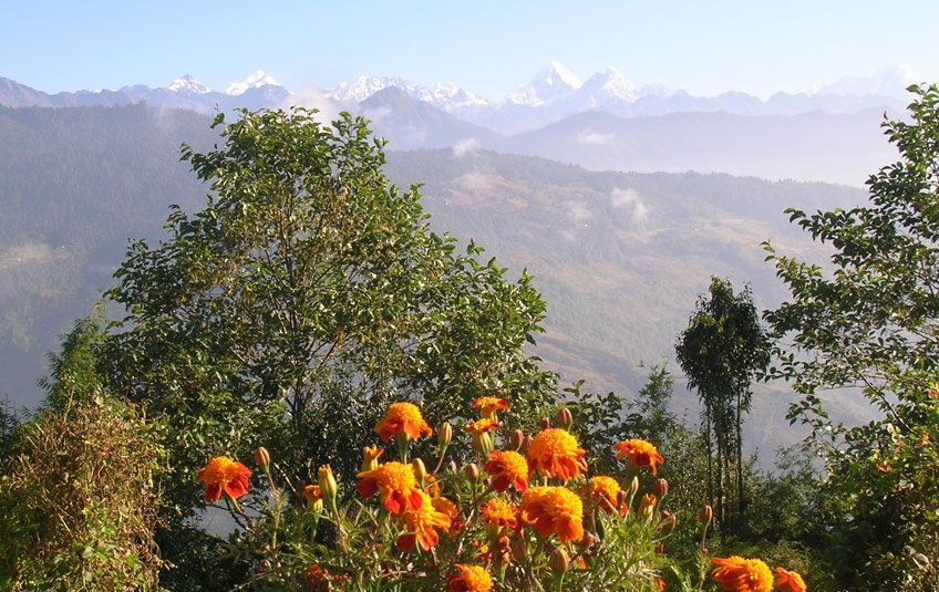 Yoga Trek Nepal