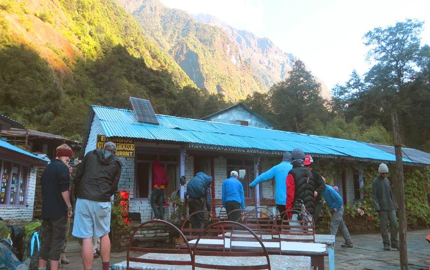 A Guide to Tea House Trekking in Nepal