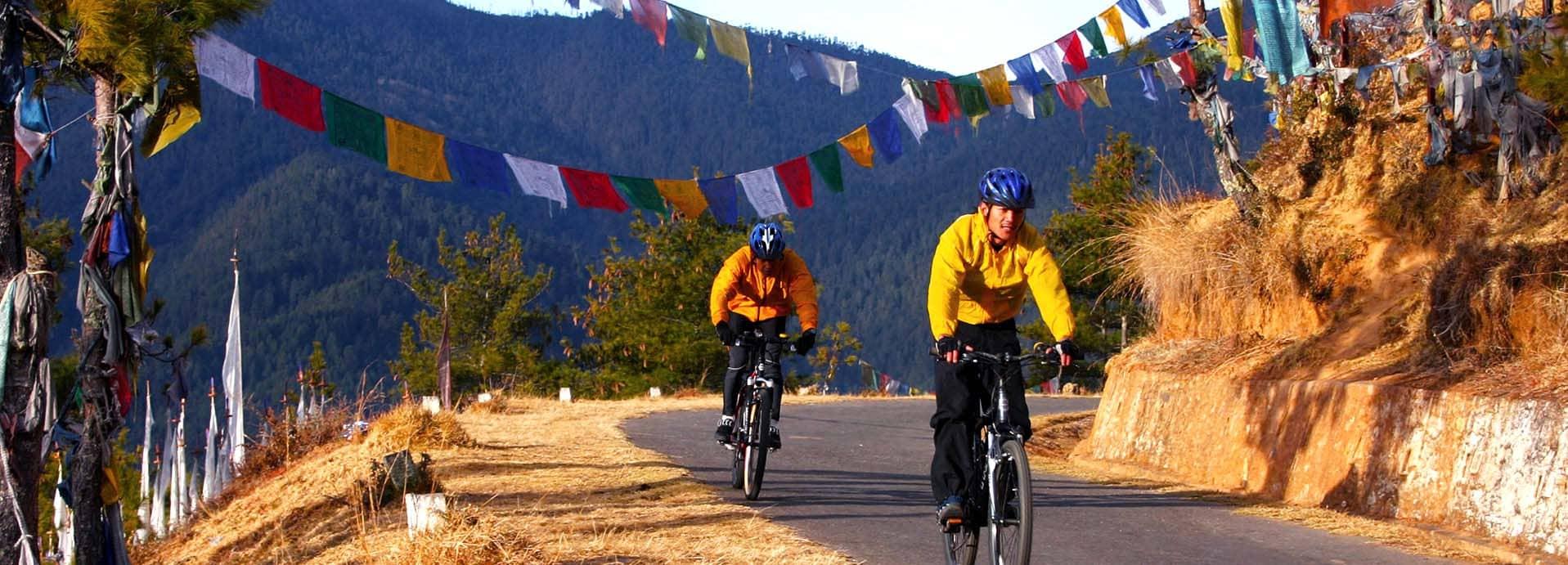 Biking Mystical Bhutan