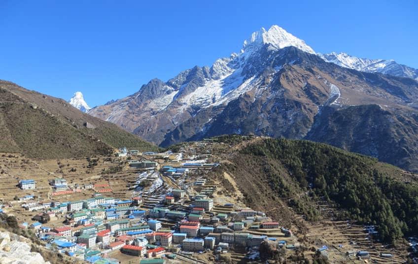 Everest View trek comfort