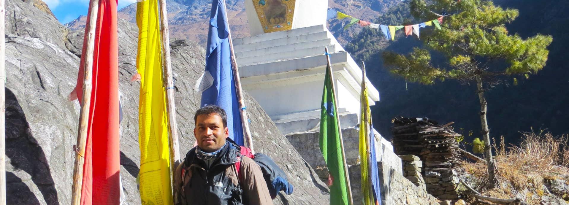 Phaplu Everest Base Camp Hiking