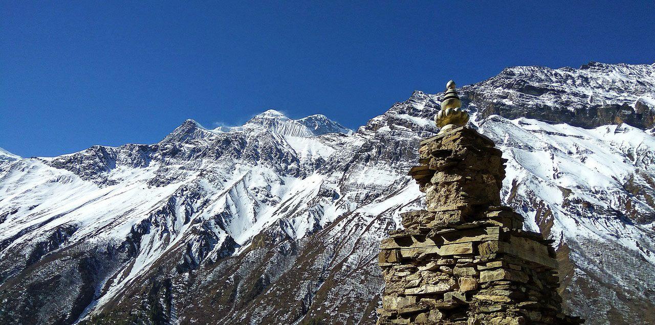 Chulu East Peak Annapurna