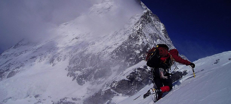 Climb Island Peak in Everest Trek